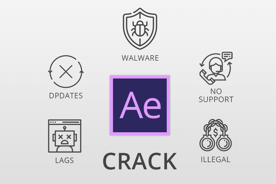 Adobe After Effects Download Crack