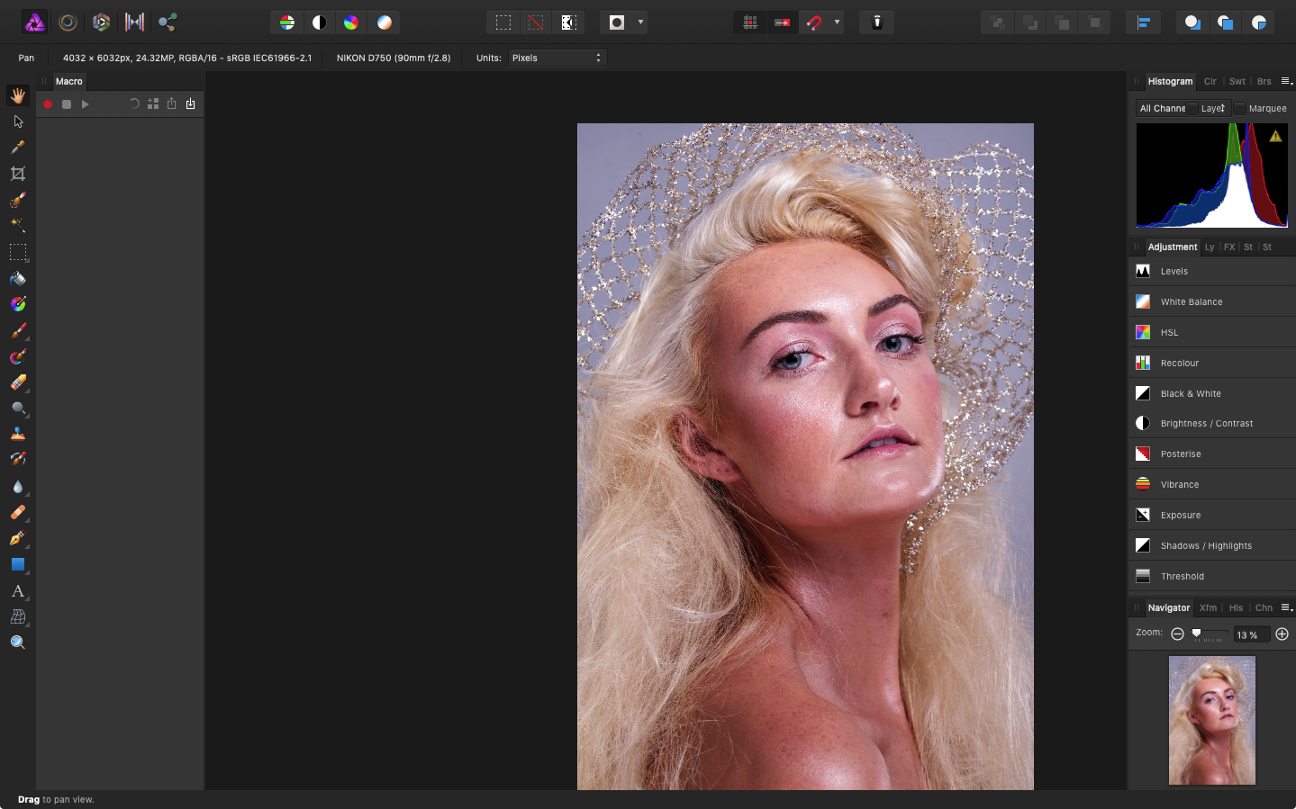 best photo editor for mac affinity photo