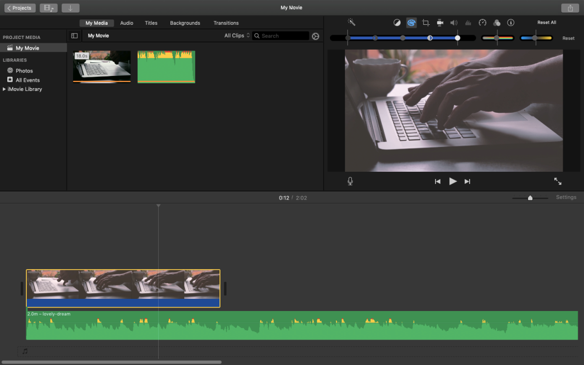 best photo and movie editing software for mac