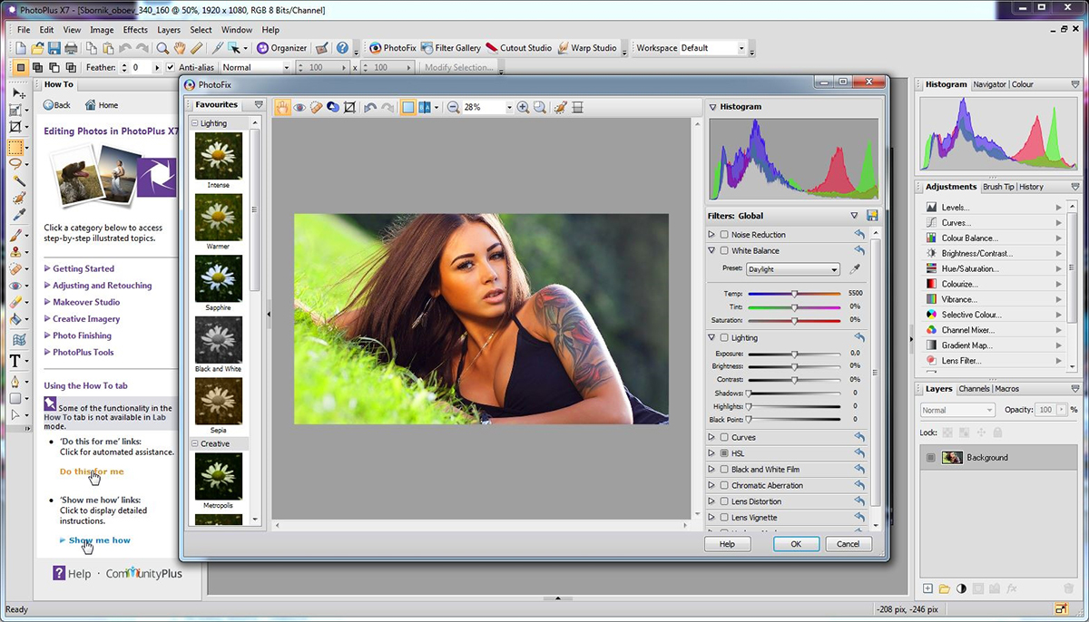 best photo editing software for beginners
