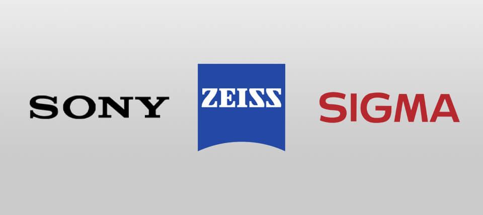 лучшие бренды объективов Sony