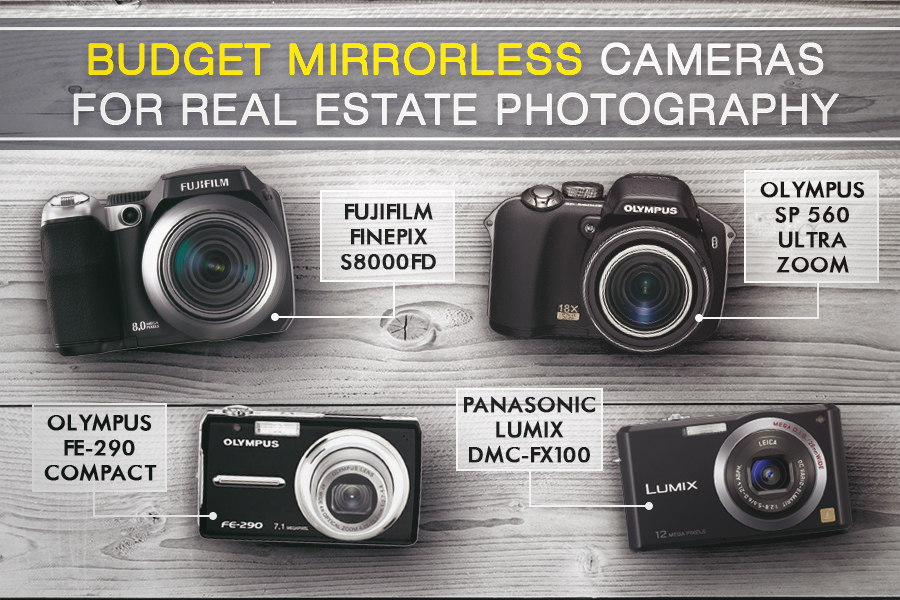 budget best camera for real estate photography