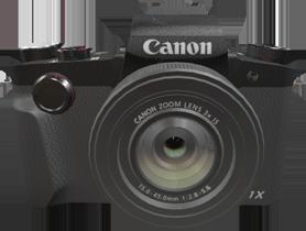 Canon Power Shot G1X MKIII