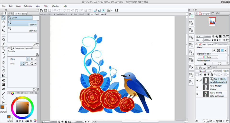 free drawing software for touch screen pc