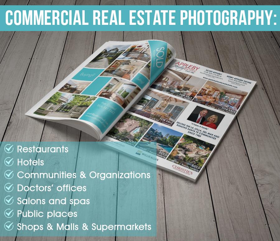 коммерческая недвижимость видах фотографией