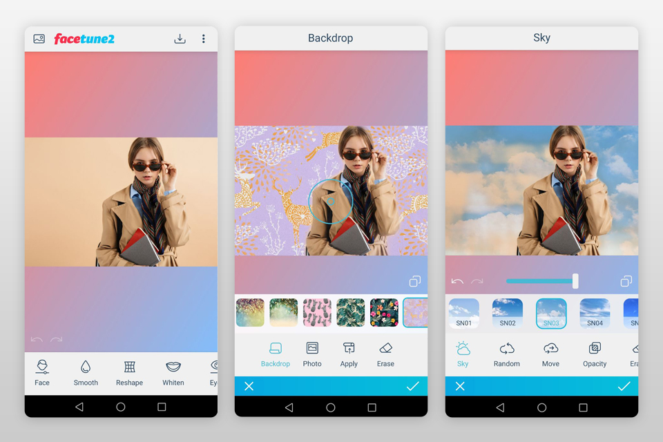 Hintergrund fotos app weisser Produktfotos mit