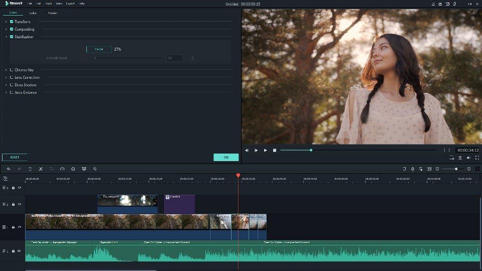 video editor software filmora free download