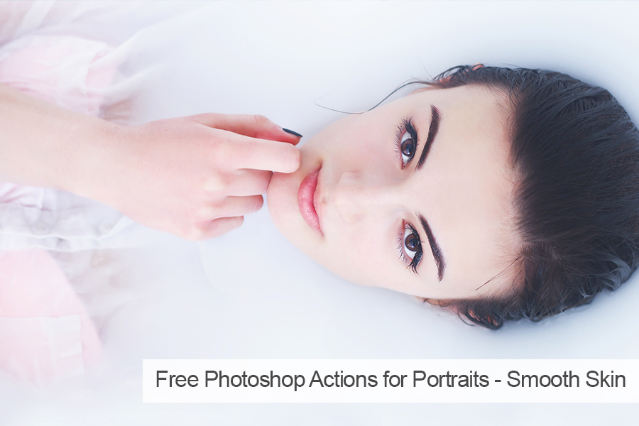 free lightroom actions for portraits