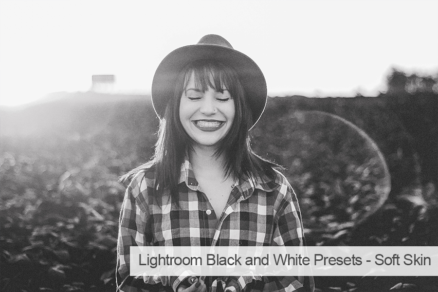 free lightroom presets for portraits bw