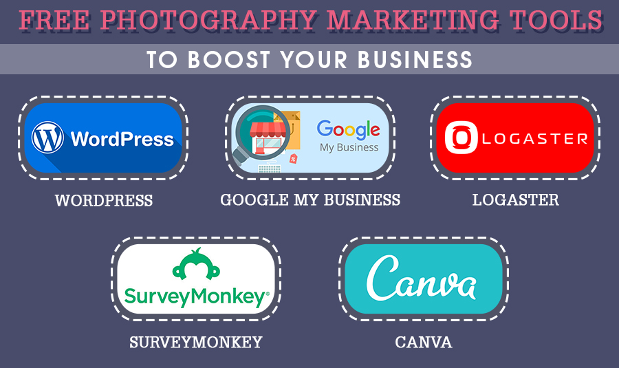 photography marketing templates free