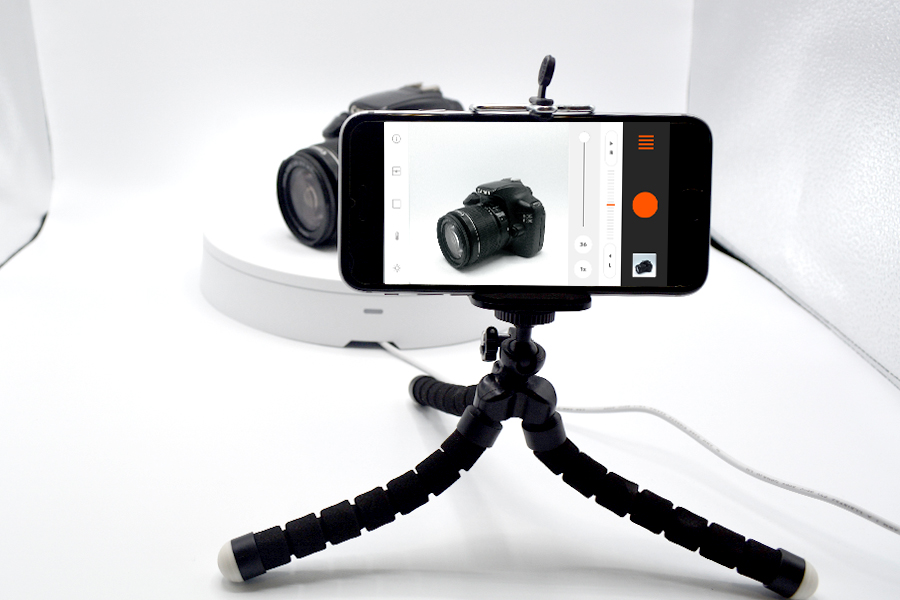 how to shoot 360 product photography