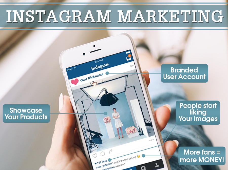 instagram marketing your photography business
