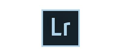 photo retouching software Lightroom Classic CC logo
