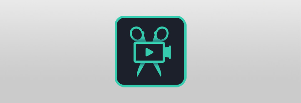logotipo do movavi video editor