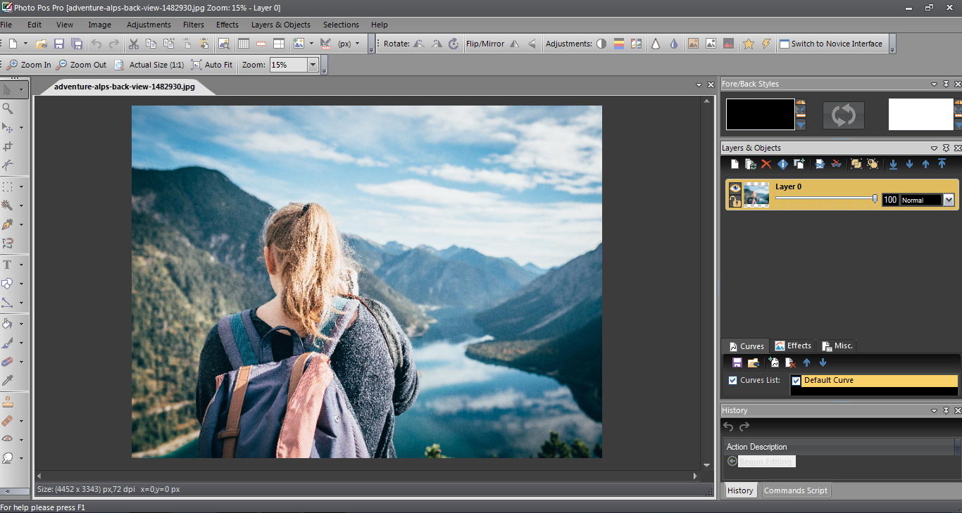best photo editing for beginners