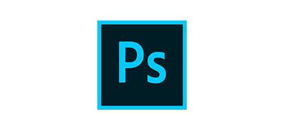 photo retouching software Photoshop CC  logo