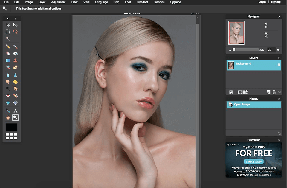 Pixlr Editor Review 2020 New Features Overall Ratings