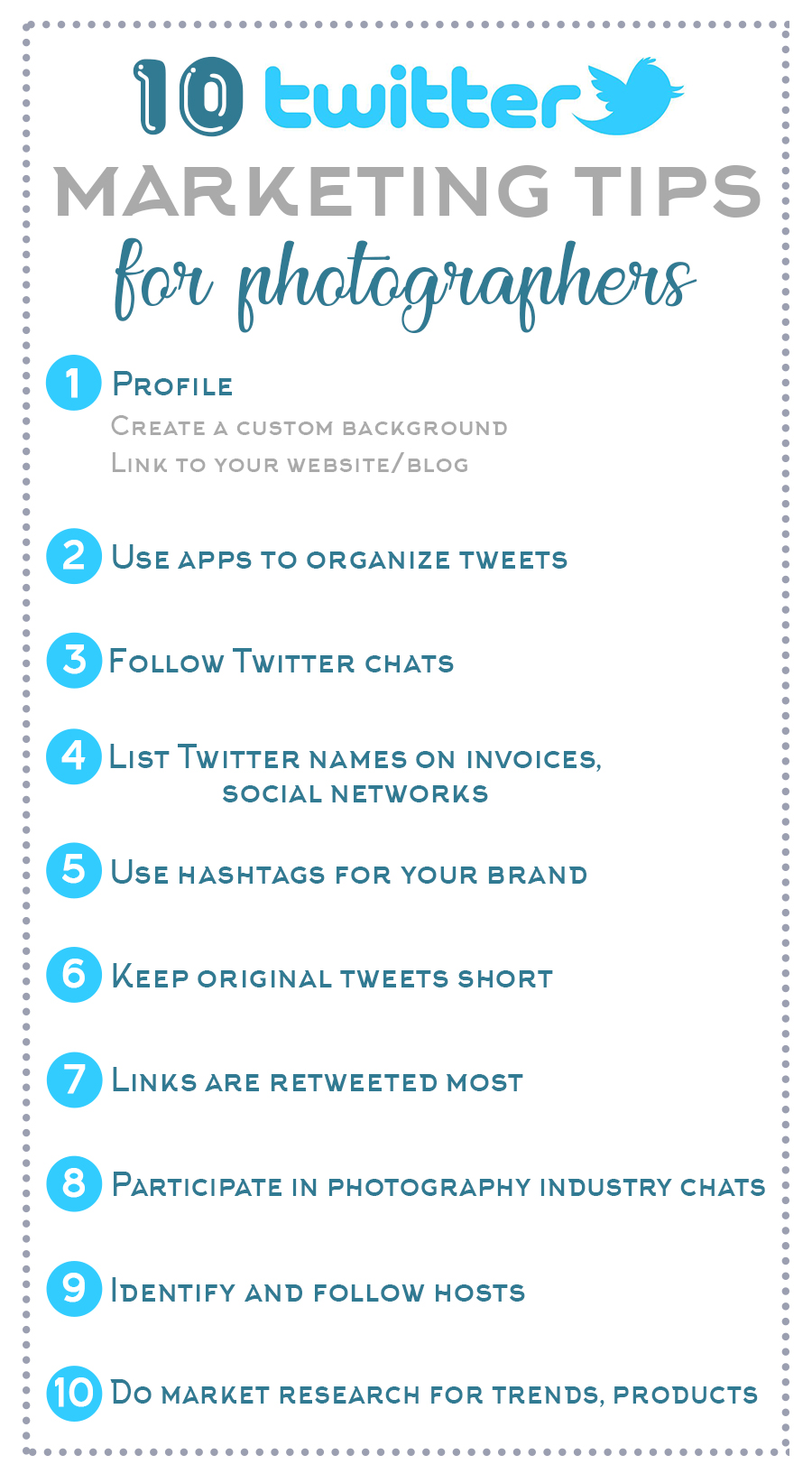 twitter photography marketing ideas