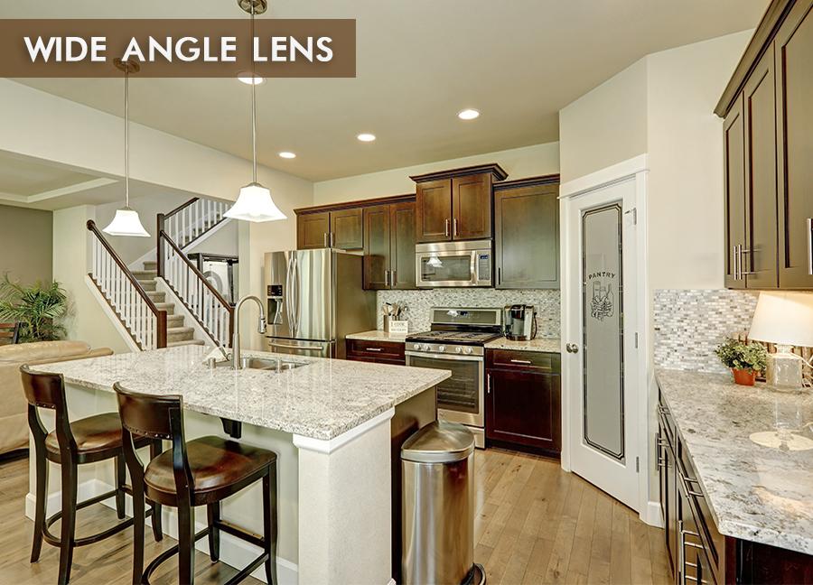 Wide Angle Lens Interior
