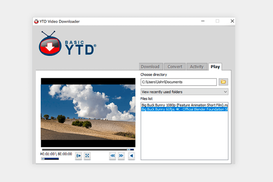 Ytd pro mac download