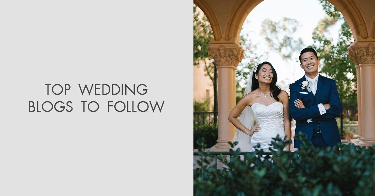 8 Best Wedding Blogs To Follow In 2021