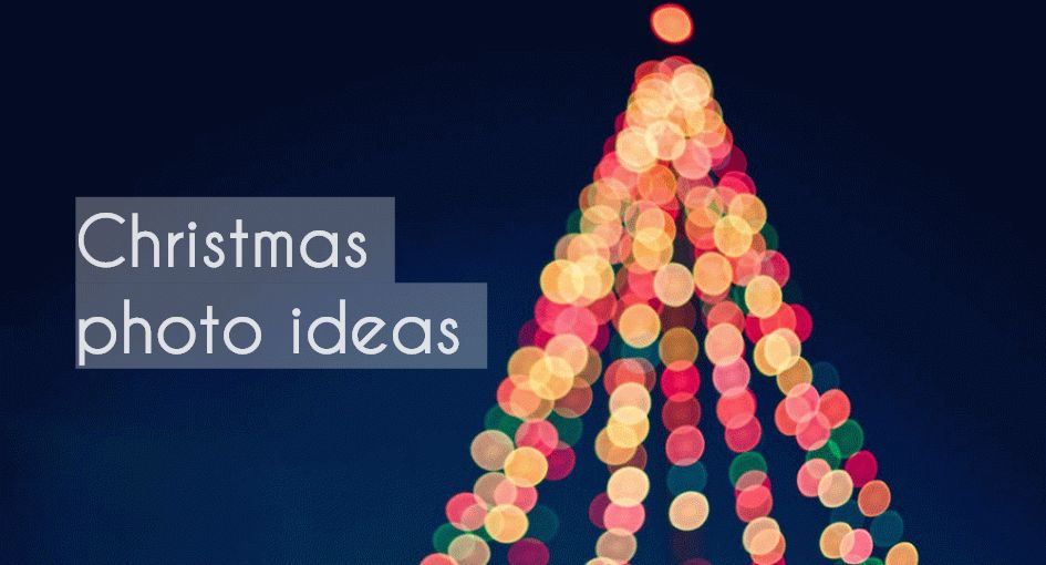 Christmas photo ideas bundle from FixThePhoto team