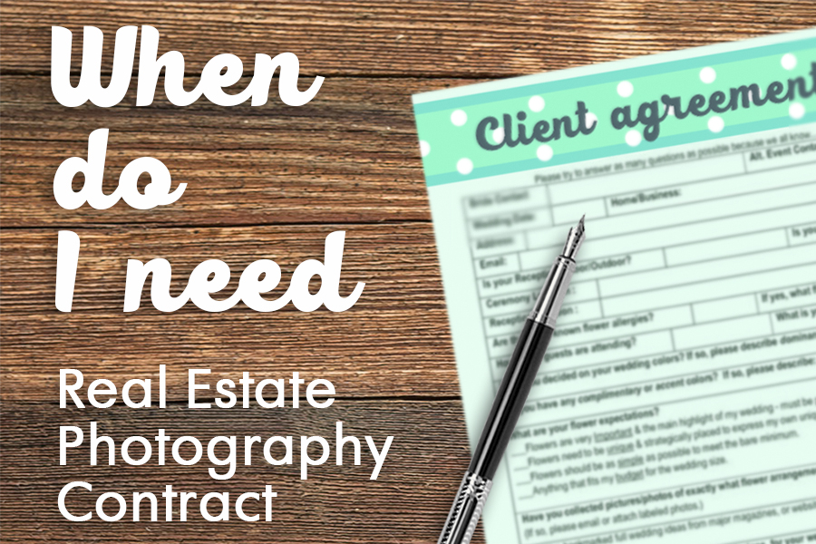 Real Estate Photography Contract