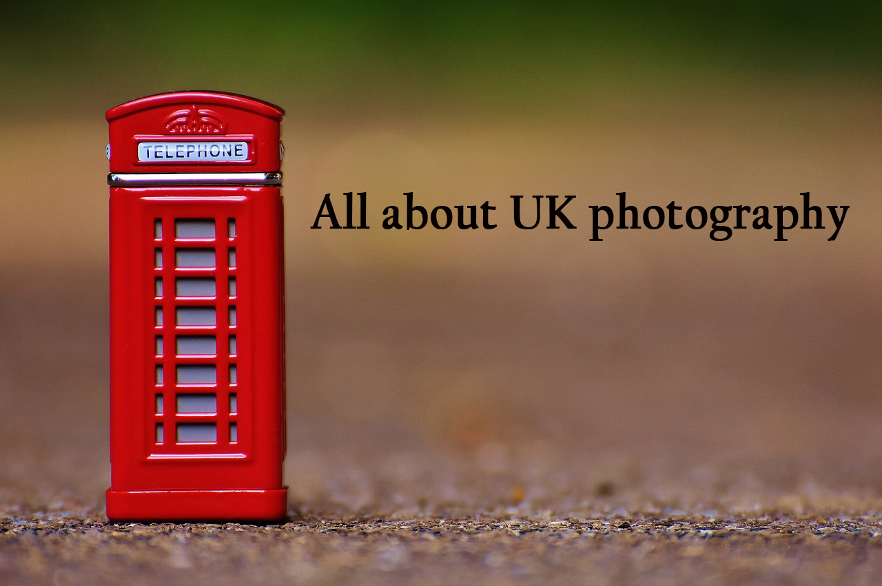 Everything about UK photography