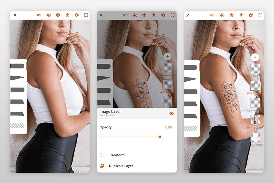 Adobe: Best Tattoo Design Apps For iOS