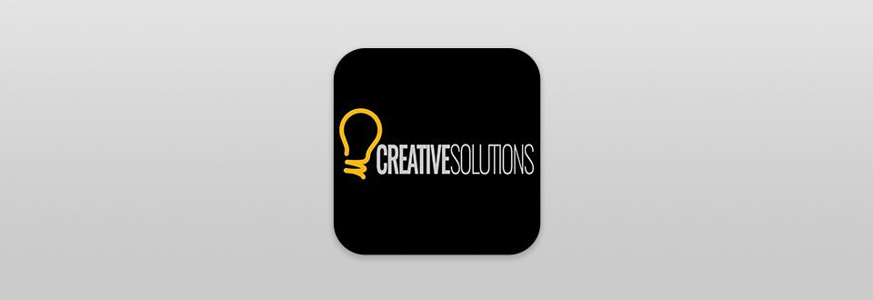 creative solutions logotip kvadrat