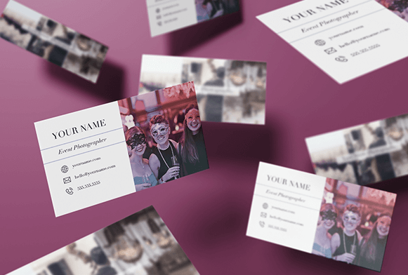 Free Business Card Photoshop Template Photoshop Business Card Template Free