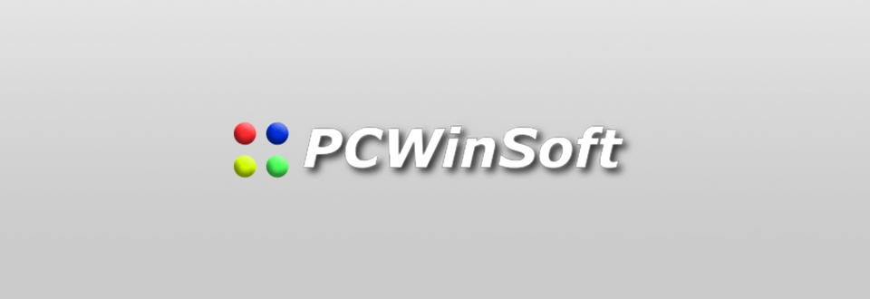 pcwinsoft screen recording software logo