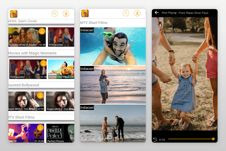 Download Vuclip Video Search Mobile